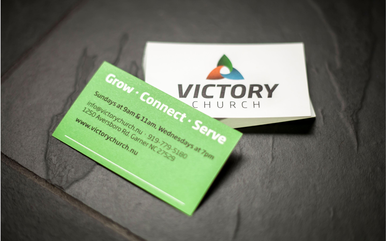 VictoryChurchBusinessCards_Presentation_Portfolio