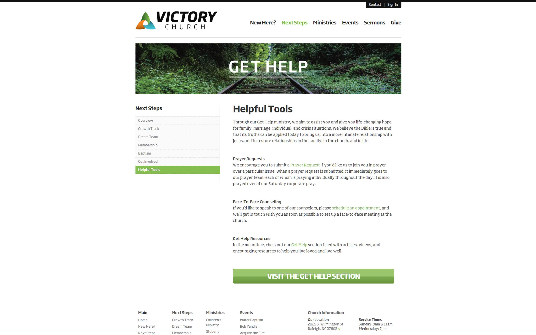 victorychurch.nu_GetHelp_Portfolio